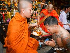 Wai Khru Achanphoot Pratunam