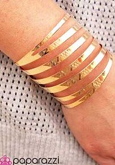 5th Avenue Gold Bracelet K2 P9320-1