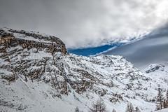 Triangle - HDR (bohnengarten) Tags: mountain alps eos schweiz switzerland triangle maria swiss berge val alpen engadin segl sils dreieck graubnden fex 70d