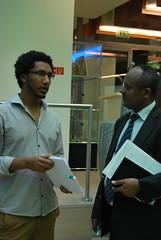 Forum Afrika Deutschland (Stftung Partnerschaft mit Afrika e.V.) Tags: deutschland forum afrika migration botschaft fachgesprch
