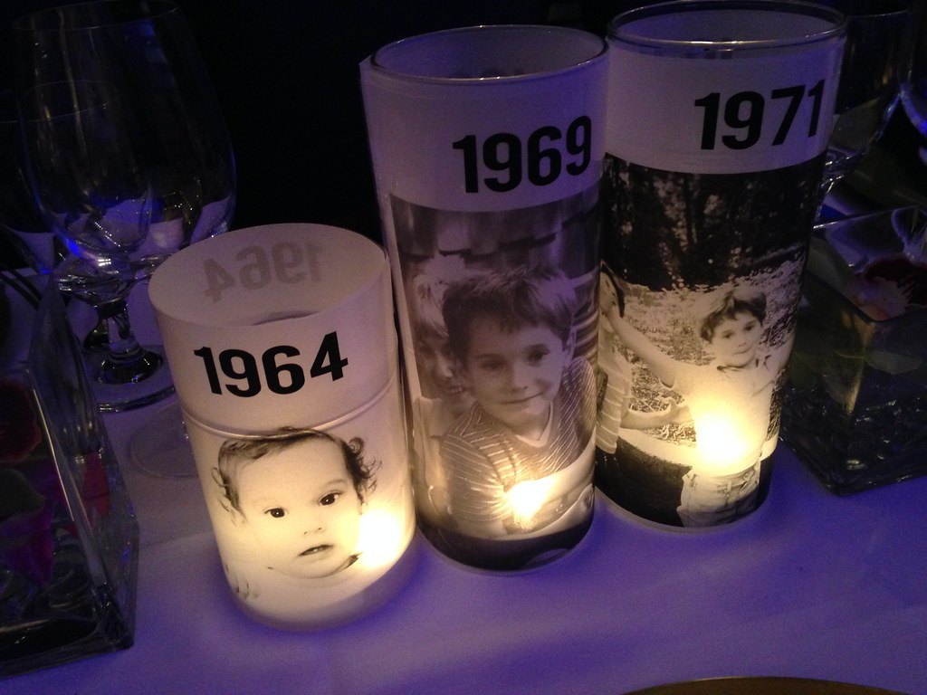 Candle Centerpiece Ideas For Birthday Party : The world s best photos of birthday and centerpieces