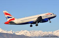 British_G_DBCA (Claudio_Fly) Tags: sky italy airplane torino nikon engine aeroporto volo boeing gt takeoff viaggi aereo carrello aviazione b737 volare aeroplano trn caselle atterraggio d5000 rotore