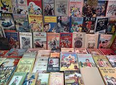 Book Fair (phunnyfotos) Tags: old colour vintage book nikon market antique australia melbourne books fair victoria vic bookfair oldbooks childrensbooks storybooks d5100 nikond5100 phunnyfotos