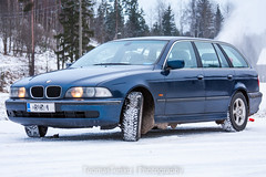 E39 Touring (Tuomas Tuisku) Tags: finland bmw touring bimmer e39 bumer 520i