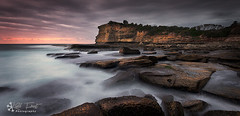 The Skillion - Terrigal (Kiall Frost) Tags: ocean red sea cliff water landscape rocks centralcoast terrigal theskillion kiallfrost