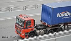 Daf CF 85.460 (Waverly Fan) Tags: port truck system gateway trucks psa inter daf haulage handling