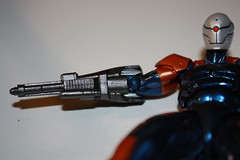 Revol Mini Gray Fox - Arm Cannon Assembly (Xomak) Tags: toys figure grayfox kaiyodo metalgearsolid yamaguchikatsuhisa cyborgninja metalgearsolidthetwinsnakes frankjaeger revolmini