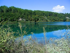 Ziros lake, Fillipiada, Preveza (TheVRChris) Tags: autumn lake hellas greece epirus ελλάδα λίμνη preveza φθινόπωρο ήπειροσ πρέβεζα