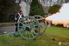 Recreación de la Batalla de Elviña (Chencho Mendoza) Tags: disparo batalla cañon acoruña recreación elviña chenchomendoza