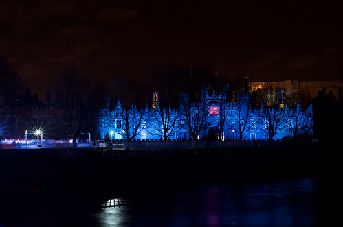 Christmas Lights @ Hampton Court Palace ©  Still ePsiLoN
