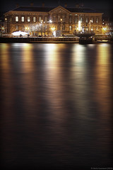 Customs House (dareangel_2000) Tags: reflection water night landscape photography belfast northernireland customshouse nightlandscape coantrim belfastskyline lenscape belfastatnight dariacasement