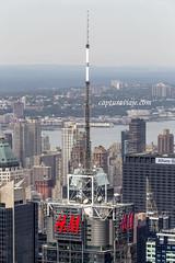 H&M from Empire State - II - Manhattan - New York (www.capturaviaje.com) Tags: nyc newyork skyscraper canon manhattan empirestate hm mirador estadosunidos nuevayork rascacielos grimaldi eeuu allianz 5dmarkiii ef70200mmf28lisiiusm dgrimaldi 5dmiii davidgrimaldi