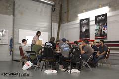 Arlon Training Class at #201WRAP