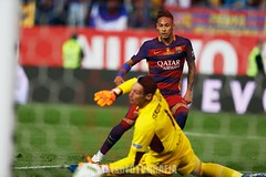 Barcelona vs Sevilla (Kwmrm93) Tags: barcelona sports sport canon football fussball action soccer final futbol futebol copadelrey fotball voetbal fodbold calcio deportivo fotboll  deportiva esport fusball  fotbal jalkapallo  nogomet vicentecalderon fudbal  neymar votebol fodbal