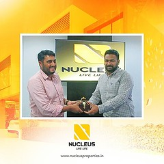 Key to a beautiful beginning ...... We are extremely happy to hand over the key to our privileged customer Dr. Rajesh KM (Lavender Villa 7).   May the new home  be filled with joy and cheer.  #Kerala #Kochi #India #LuxuryHom (nucleusproperties) Tags: life city india building home nature beautiful beauty architecture design living construction realestate view apartment interior gorgeous lifestyle style atmosphere kerala villa environment elegant exquisite comfort luxury kochi elegance luxuryhomes