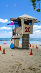 honolulu | waikiki beach (v snow) Tags: hawaii waikiki oahu beachlife honolulu waikikibeach
