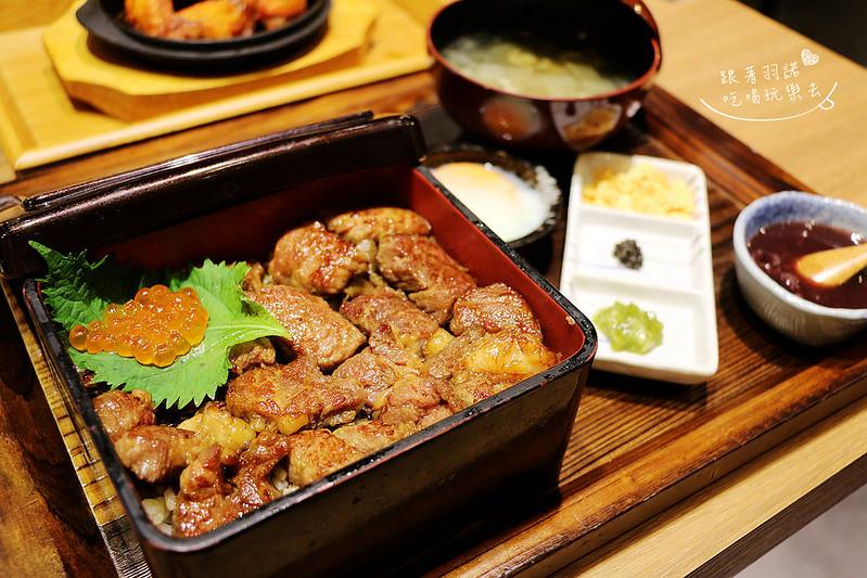 開丼燒肉vs丼飯-微風松高店081