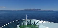 Classic View from Caley Isles (Russardo) Tags: island scotland clyde mac cal isle calmac isles arran mv caledonian macbrayne