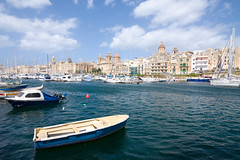 Three cities (Ten Zielony) Tags: travel hot island ada spring malta traveller ola wiosna olek podr