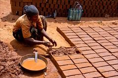 IMGP2260 South India To Thekadi (Dave Curtis) Tags: woman india pentax bricks brickworks kiln tamilnadu 2012 thekkady kx
