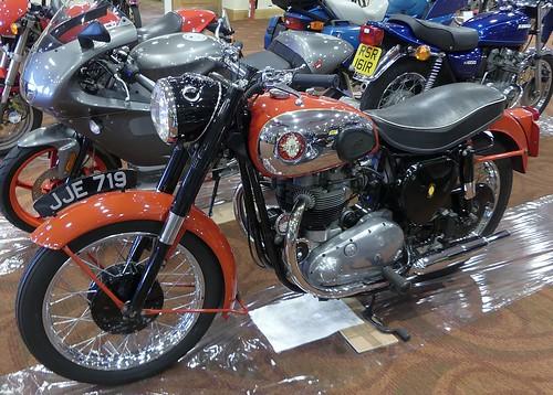 1959 BSA 650cc
