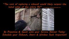 sealcheck (veurinksrv) Tags: windows roof wheel doors inspection safety seal maintenance trailer rv 5th protection seam motorhome fifth bearing alignment axle caulk repack preventative slideouts rvservice rvmaintenance