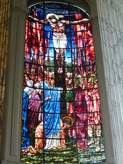 Crucifixion (robin_birdie) Tags: burnejones birminghamcathedral