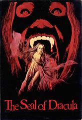 The Seal of Dracula _ 1975 (uk vintage) Tags: dracula horror unknownartist houseofdarkshadows thesealofdracula barriepattison
