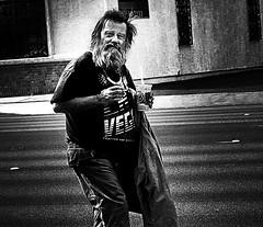 Vegas (johnsinclair8888) Tags: street vegas beard nikon lasvegas smoke homeless dirty d750 tamron tamron2470