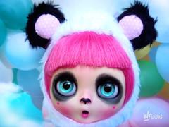 Pippa the Pink Panda