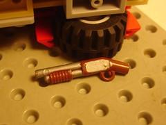 Custom Brickarms Sawn Off Shotgun Close Up (xAwpSniper_) Tags: gun lego off shotgun custom apoc sabr sawn brickarms