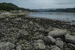 Tighnabruaich - Argyle and Bute June 2016 (GOR44Photographic@Gmail.com) Tags: house water coast scotland rocks hills fujifilm argyle tighnabruaich bute argyleandbute xpro1 xf18mmf2 18mmf2 gor44