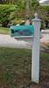 Mailbox, Sanibel Island, FL (SomePhotosTakenByMe) Tags: vacation usa holiday mailbox america island unitedstates florida outdoor urlaub manatee insel amerika sanibel sanibelisland radtour briefkasten kurios bicycletour fahrradtour outoftheordinary