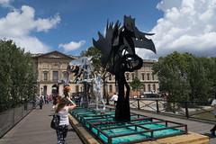 IMG_0467.jpg (mgroot) Tags: paris france art statue ledefrance fr pontdesarts paris2016