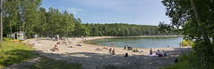 6 (HermanninKuva) Tags: beach helsinki vuosaari uima maininki uida hermannin