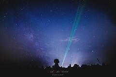 (zuk_sku) Tags: nightphotography selfportrait night stars laser notte fvg autoscatto stelle fagagna milkway vialattea zuksku erikazucchiatti zukskuphotos