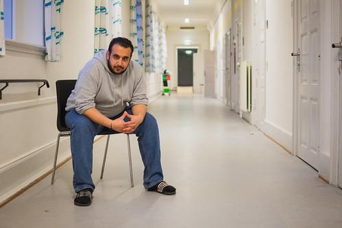 Mahmoud - Syrian Refugee Living in Denmark