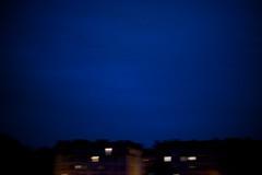 l'heure bleue (Photo Folio Review Gallery - Rencontres d'Arles) Tags: france photographie jour ciel passage paysage soir fr nuit nocturne couchant bleue crepuscule entrechienetloup lheurebleue entredeux soiree demijour tombeedujour tombeedelanuit