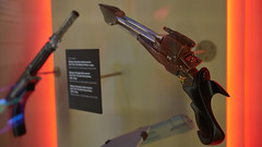 EMP Museum - Star Trek 26 (Thor Hanks) Tags: startrek weapon pistol scifi klingon emp diruptor