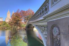 2015.11.09-Central Park-0004.jpg (jpe81) Tags: nyc newyork fall landscape us unitedstates centralpark hdr bowbridge thelake