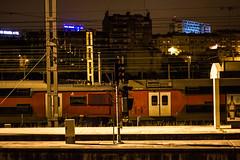 Redtube... (World Shutdown) Tags: train red yard romance love u lisbon 2016