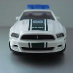 Ford Mustang - Majorette Dubai Police Die Cast 5 Pack