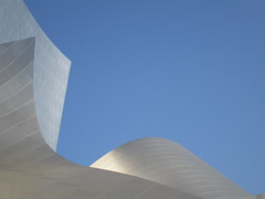 Steel Curves (Jenny Beatty) Tags: steel design curves walt disney concert hall gehry los angeles california