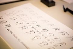20160811-BUM_0297.jpg (Bundscherer) Tags: mnchen workshop petrawhrmann silberfabrik afterworkletterpassion buchstaben abendkurs kalligrafie elssserstrase lettering colorit spitzfeder brushpen fineliner afterworklettering