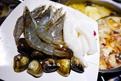 Spicy Hot Pot (HarenWang) Tags: sea food fish hot taiwan tasty delicious pot seafood taipei spicy 台灣 台北 hotpot 臺灣 美食 海鮮 養生鍋 鍋 火鍋 麻辣火鍋 麻辣 美味 美式餐廳 頂級 小蒙牛 小蒙牛頂級麻辣養生鍋 小蒙牛頂級麻辣鍋