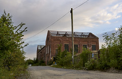 Firbeck Colliery Power House. (Michael's pics... (The Amateur Wanderer)) Tags: house field mine power south yorkshire pit winding coal nottinghamshire colliery firbeck