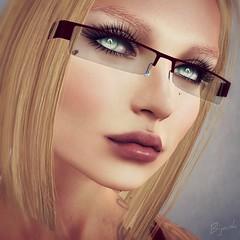 H i ;) (BijankRau | [ photograp'r model.]) Tags: portrait blonds dutch photographer blogger designer model sexy hireble lustoholic player teaser