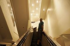 The access was weird - At Delta Hotel, Quebec city (lezumbalaberenjena) Tags: quebec city canada canad delta hotel room habitacin habitacion chambre