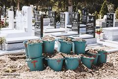 Ready for burial | Haifa (Achille Abboud) Tags: cemetery friedhof haifa arab christian cross dead death earth dirt gravejard grave yard graveyard believe belief love miss christians