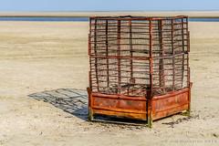 My Rusty Cage (JnHkstr) Tags: ameland fotoclub gespot ballum beach strand wadden